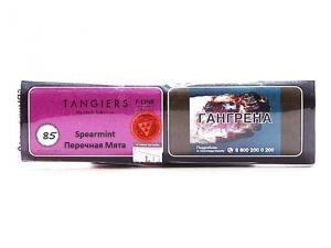 Табак Tangiers F-Line - Spearmint (Курчавая Мята, 250 грамм, Акциз)