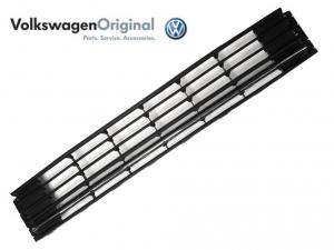 Решетка бампера центральная Хром VAG Volkswagen Polo Sedan
