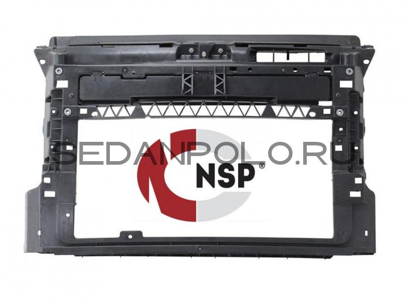 Панель передняя телевизор NSP Аналог  Volkswagen Polo Sedan