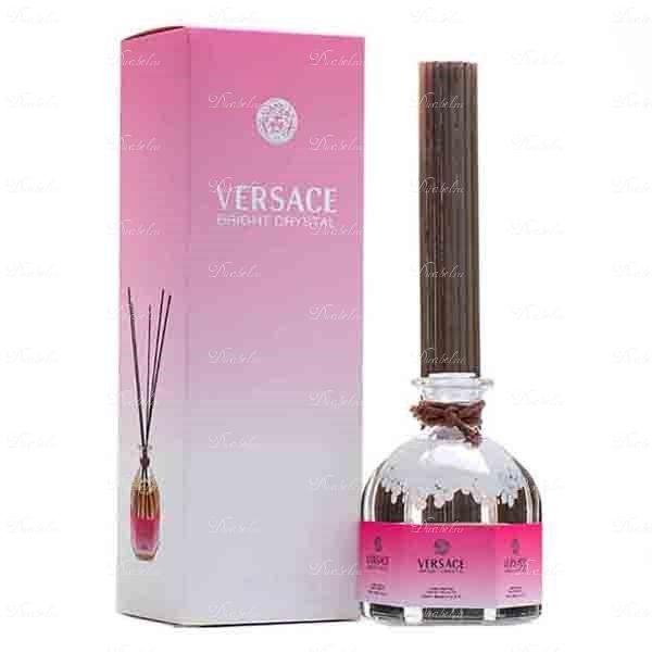 Аромадиффузор с палочками Versace - Bright Crystal