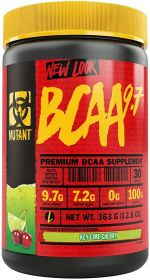 Mutant BCAA от Fit Foods 348 гр 30 порций