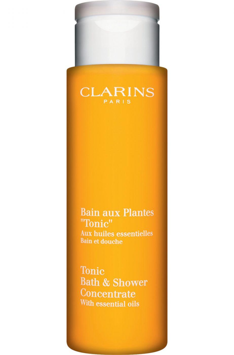 CLARINS Тонизирующая пена для принятия ванн и душа