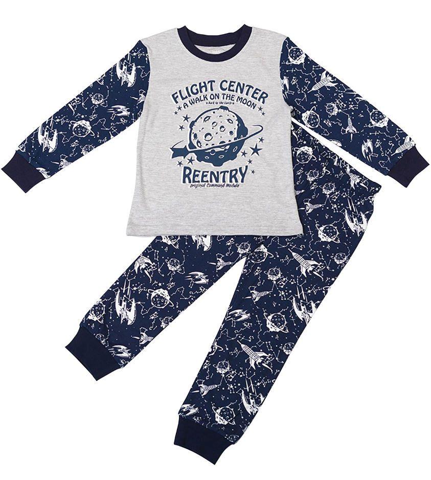 Пижама для мальчика Flight center