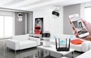 """IP-камера от Lenovo """"Снеговик"""" с Wi-Fi функцией"""