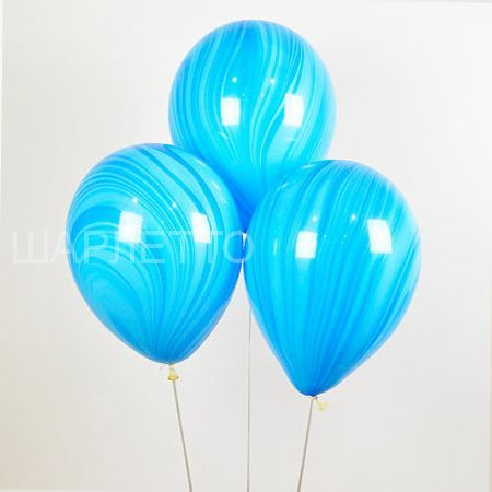 BLUE супер агат