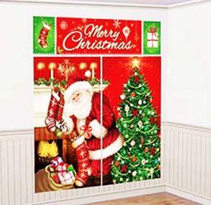 Набор для Декорации Волшебное Рождество (165x190см)