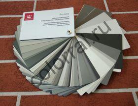 Палитра Tikkurila Pro Grey - оттенки серого цвета