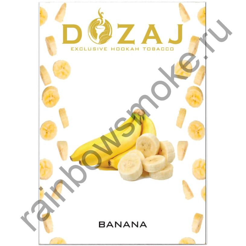 Dozaj 50 гр - Banana (Банан)