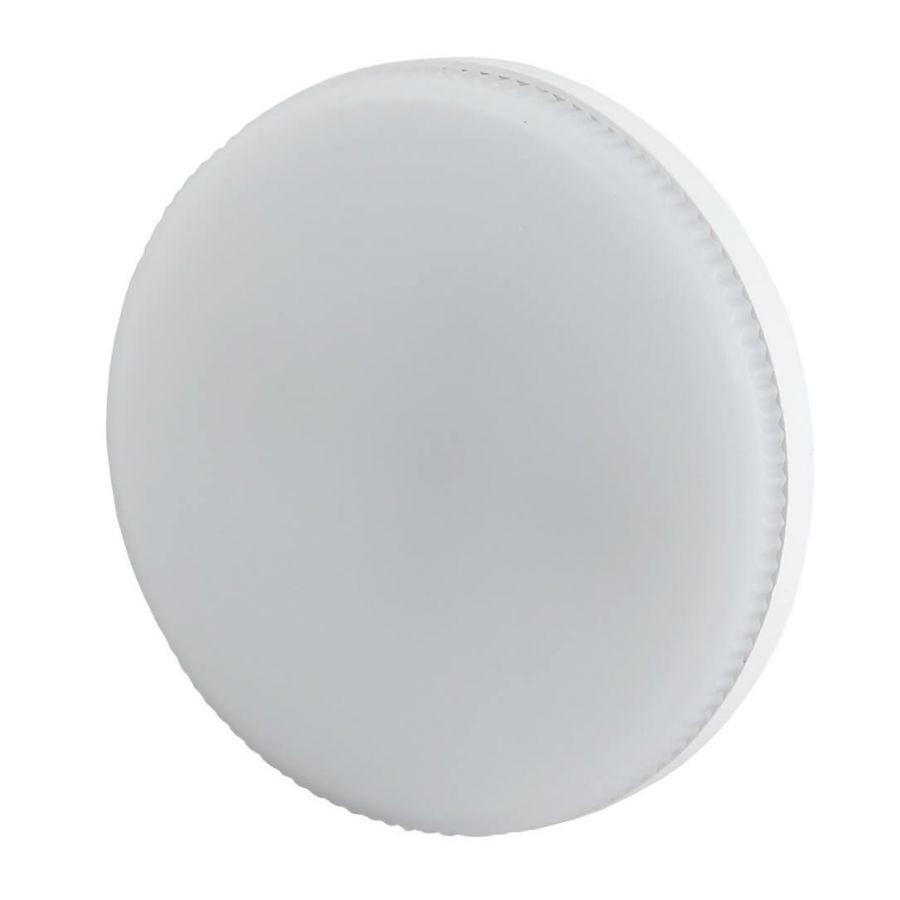 Лампа светодиодная ЭРА GX53 8W 6500K матовая GX-8W-865-GX53 R