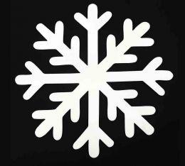 Снежинка 30см