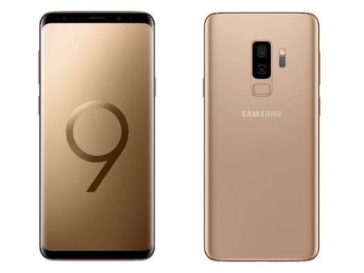 Samsung Galaxy S9 Plus 64GB Gold