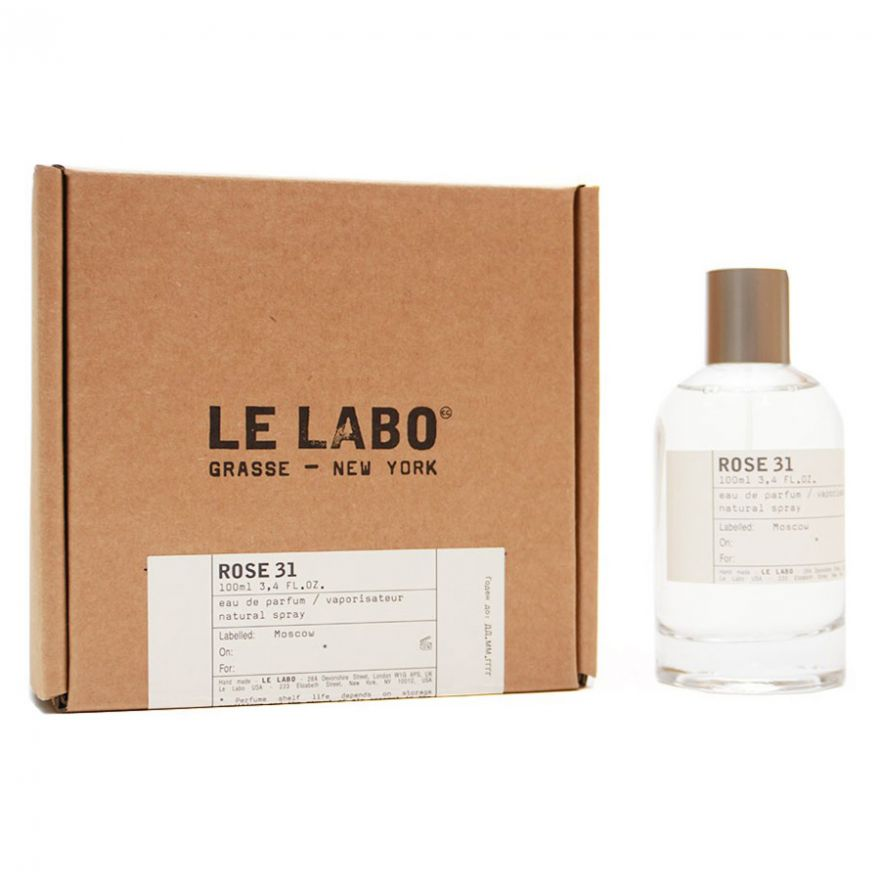 Парфюмерная вода Le Labo Rose 31 100 мл (унисекс)