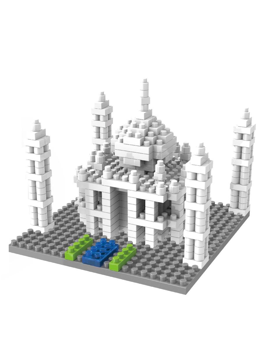 Конструктор Wisehawk & LNO Тадж-Махал 345 деталей NO. 3439 Taj Mahal Gift Series