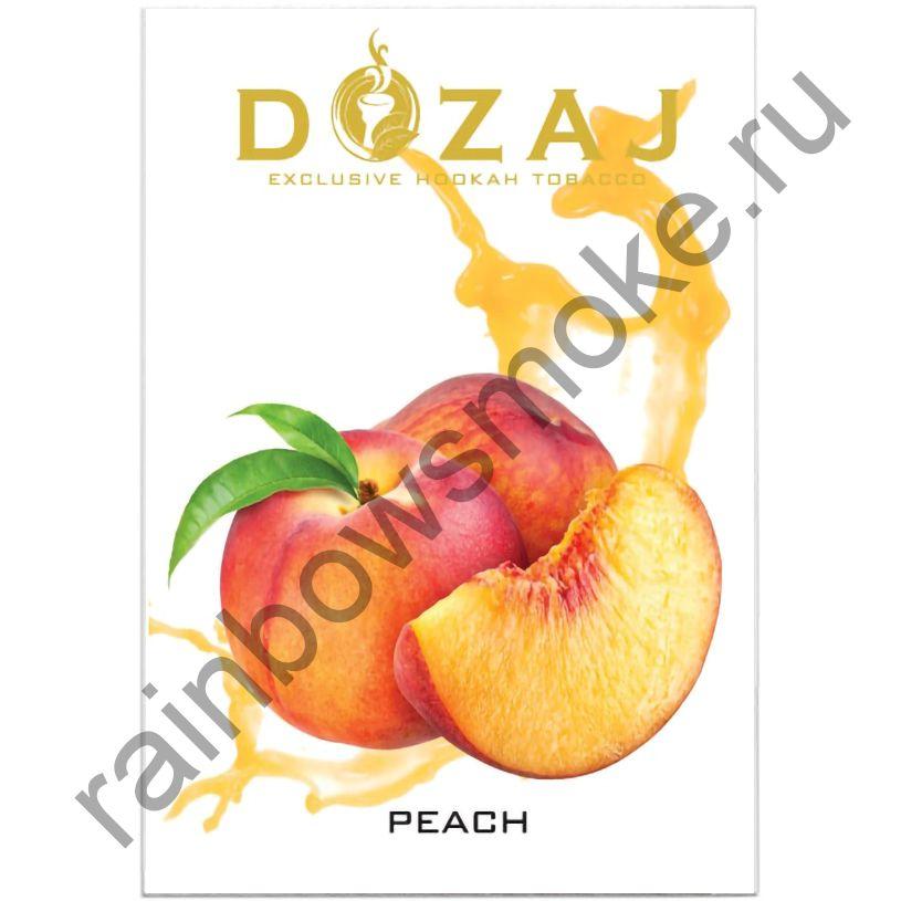 Dozaj 50 гр - Peach (Персик)