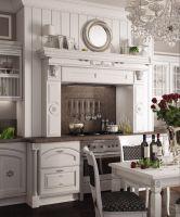 Кухня Афина Аргенто Белая