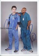 Автографы: Зак Брафф, Дональд Фэйсон. Клиника