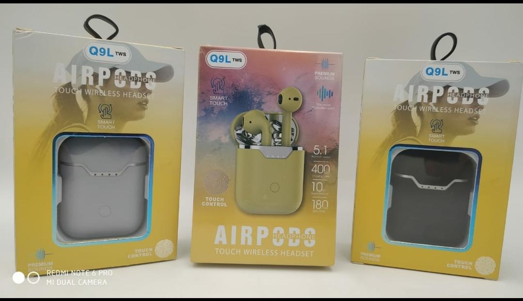 Наушники Bluetooth AirPods Q9L TWS