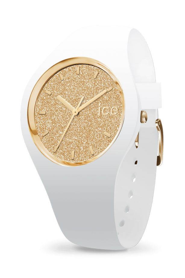 Ice-Glitter - White Gold