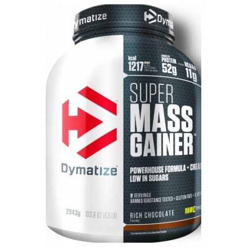 Dymatize - Super Mass Gainer 2,7 кг