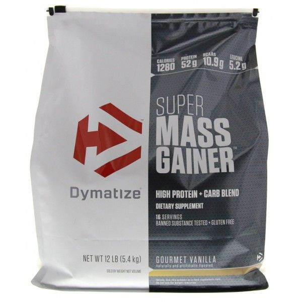 Dymatize - Super Mass Gainer 5,4 кг