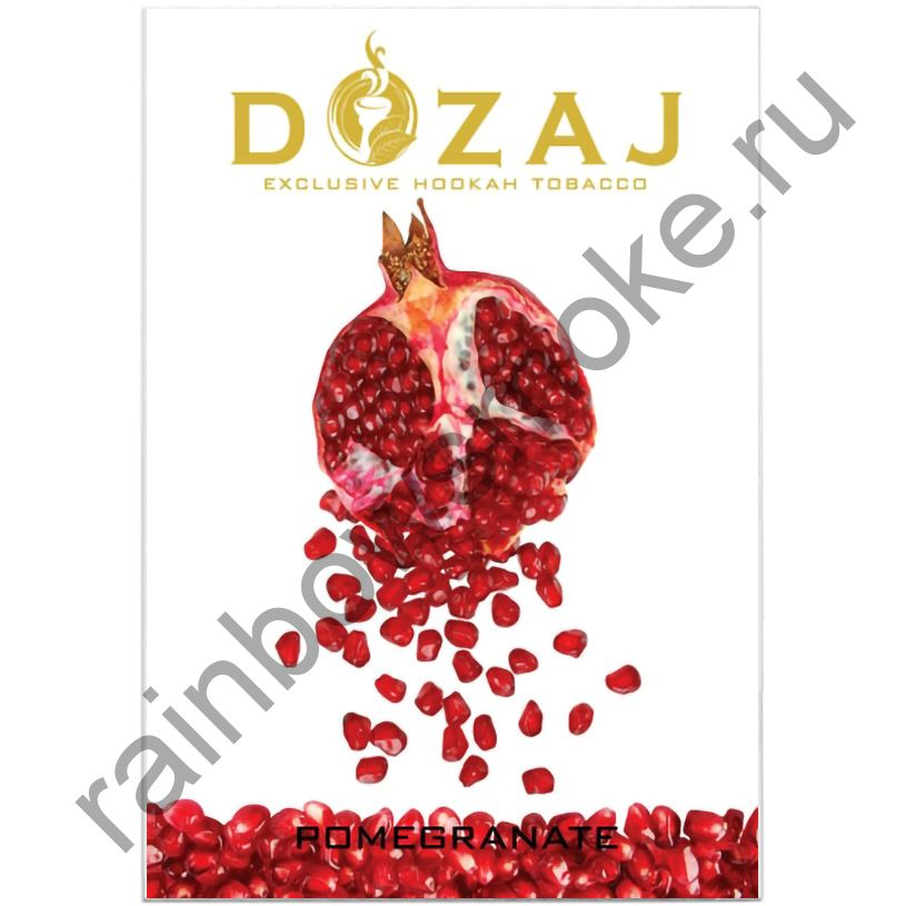 Dozaj 50 гр - Pomegranate (Гранат)