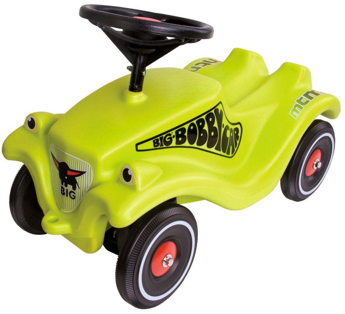 Каталка-толокар BIG 56074 Bobby Car Classic зелёная