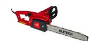 Цепная электрическая пила ELITECH ЭП 2000/16П