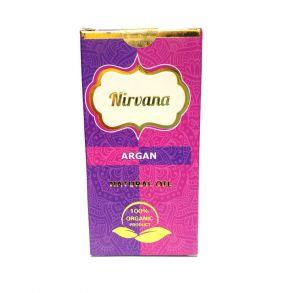 ARGAN NATURAL OIL, Nirvana (АРГАНЫ НАТУРАЛЬНОЕ МАСЛО для наружного применения, Нирвана), 30 мл.