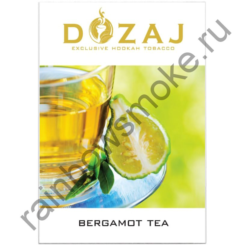 Dozaj 50 гр - Bergamot Tea (Чай с Бергамотом)