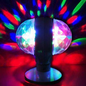 Настольный двойной диско-шар (13,5 х 8 см)