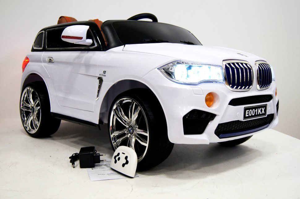 RiverToys Электромобиль BMW E002KX