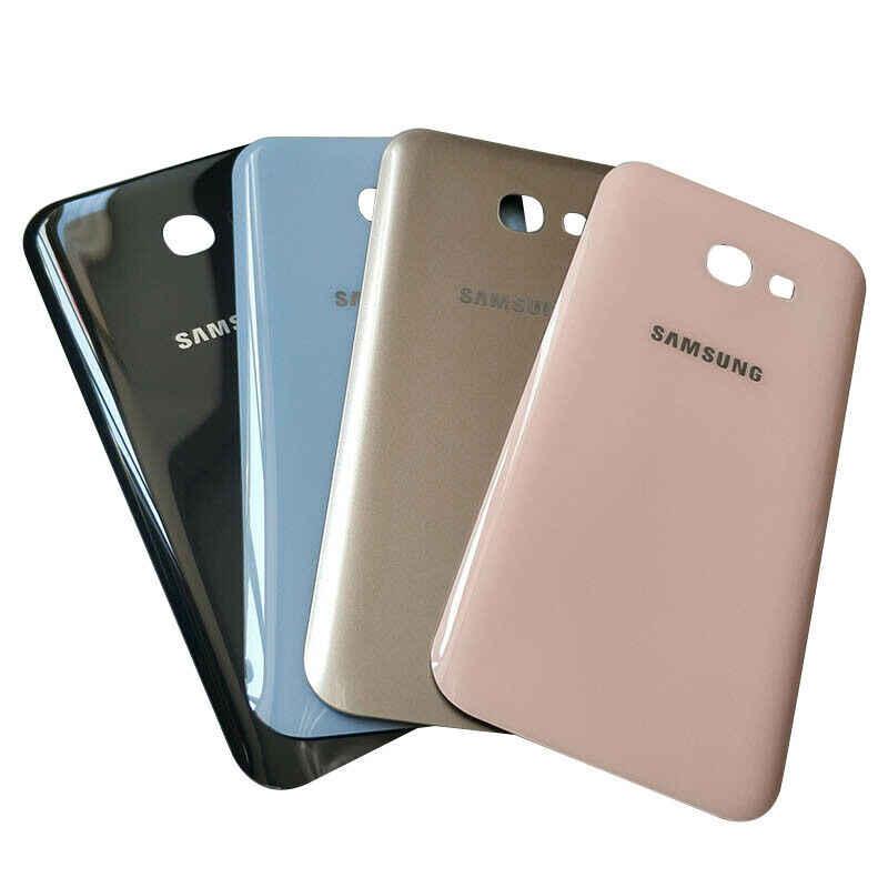 Задняя крышка Samsung A520F Galaxy A5 2017 (gold) Оригинал