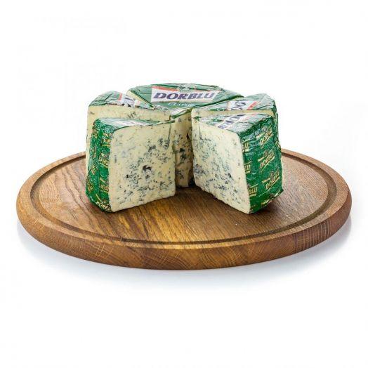 Сыр с голубой плесенью Дор Блю классик, Германия (цена за шт)