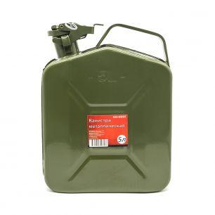 Канистра металлическая крашеная 153-0050 5 л