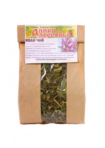 Иван-чай (Кипрей) лист отборный, 50гр