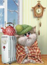 Postcard Cold