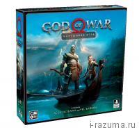 God Of War Бог Войны Карточная игра
