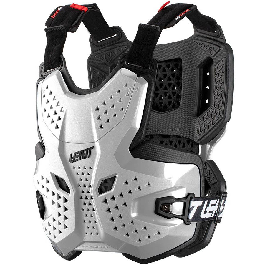 Leatt Chest Protector 3.5 White защитный жилет