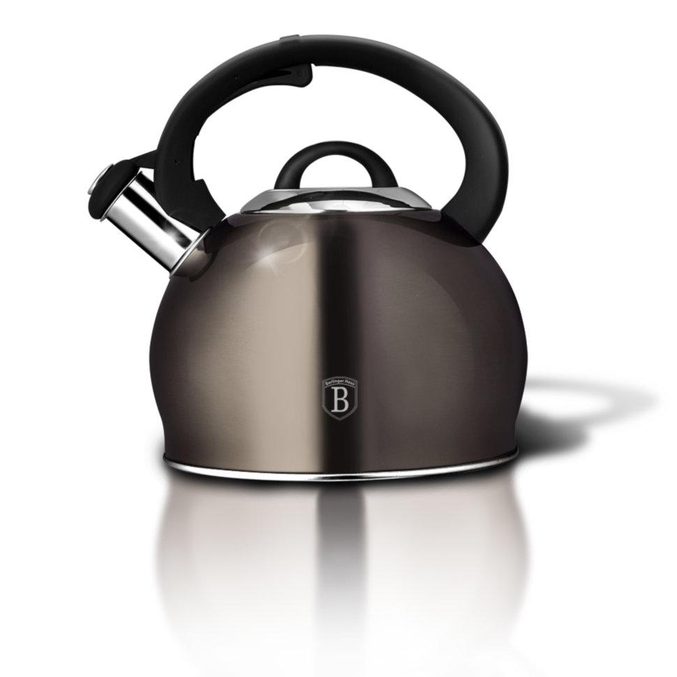 BH-1789 Carbon Metallic Line Чайник 3,0л.