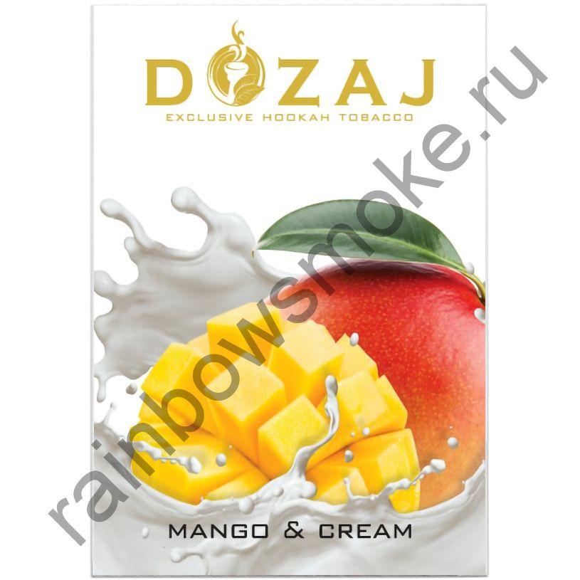 Dozaj 50 гр - Mango & Cream (Манго со Сливками)