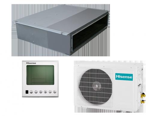 Сплит-система канального типа Hisense AUW-18H4SU1/AUD-18HX4SNL