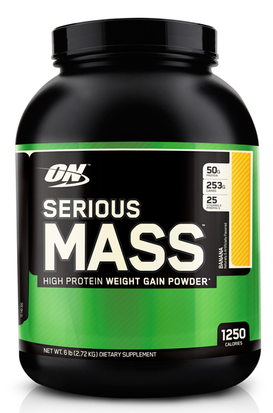 ON - Serious Mass 2,7 кг