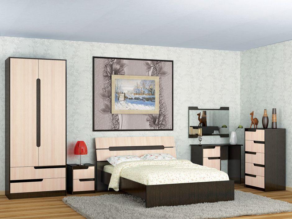 Спальня Гавана (Вариант 1)