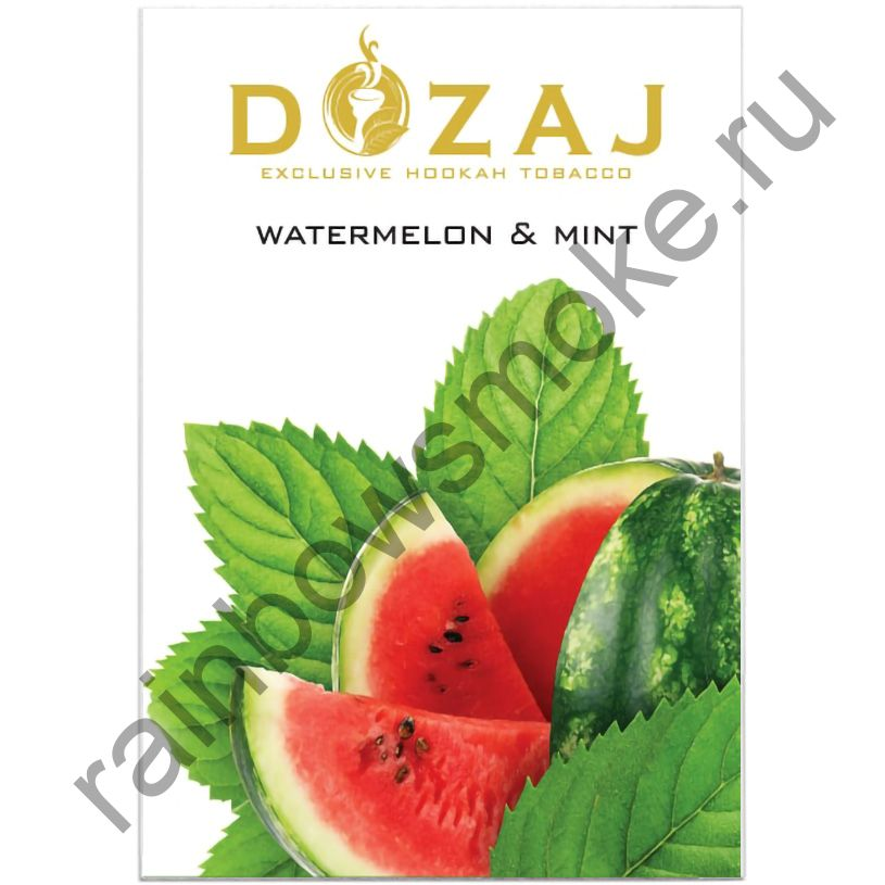 Dozaj 50 гр - Watermelon & Mint (Арбуз с Мятой)