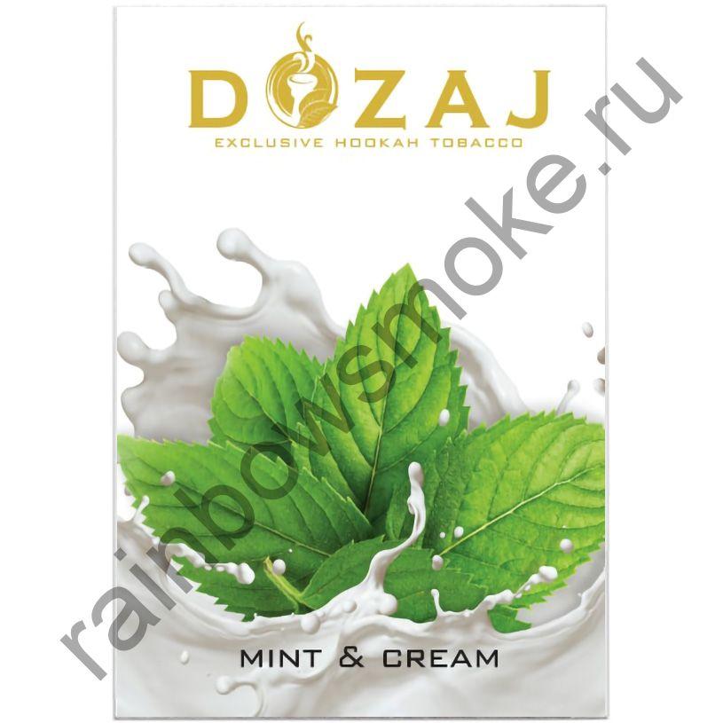 Dozaj 50 гр - Mint & Cream (Мята со Сливками)