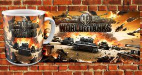 Кружка Word of Tanks