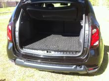 Коврик (поддон) в багажник, Unideс, полиуретан, для 4WD