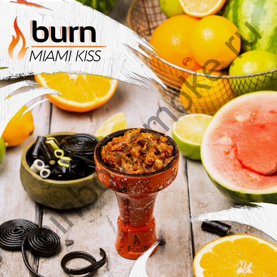 Burn 200 гр - Miami Kiss (Поцелуй Майами)