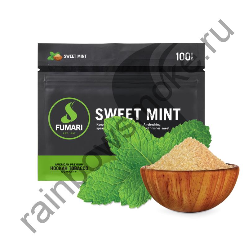 Fumari 100 гр - Sweet Mint (Сладкая Мята)