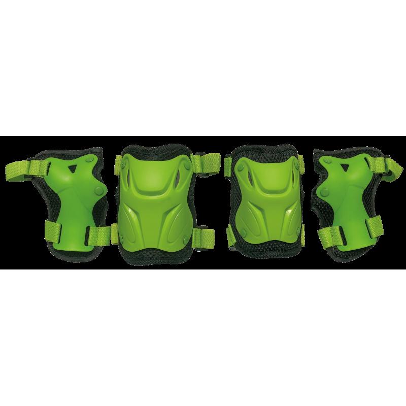 Защита SAFETY LINE 800 цвет черный/зеленый